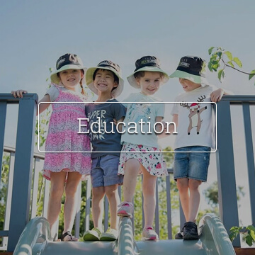 Oran Park - Education