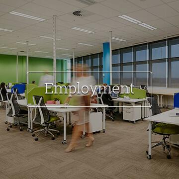 Oran Park Employment