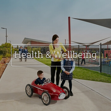 Oran Park - Health and Wellbeing