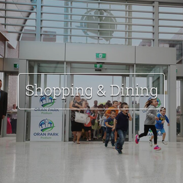 Oran Park - Shopping and Dining