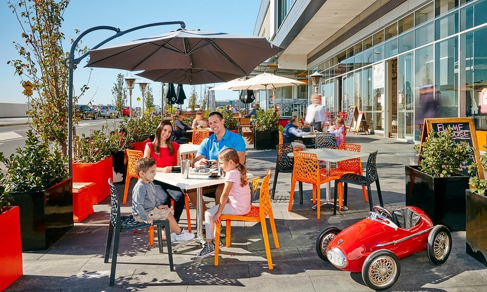 Oran Park Town Centre Cafes Dining Feature