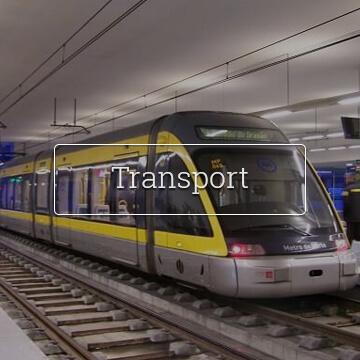Oran Park - Transport